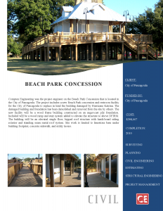 Beach Park Concession (205-128.039)