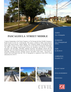 Pascagoula Middle