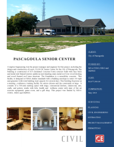 Pascagoula Senior Citizens Center