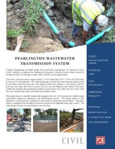Pearlington-Wastewater-Transmission System
