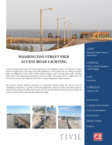 Washington-Street-Pier-Access-Road-Lighting